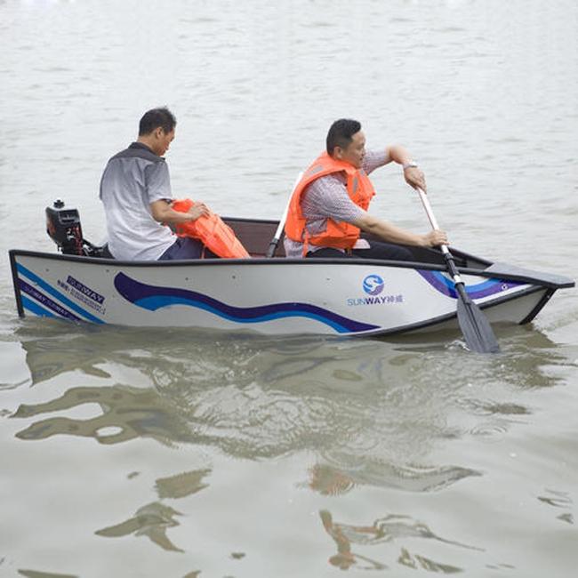 可折叠漂流船